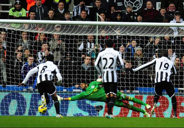 Newcastle United 3-0 Wigan: Clinical Ba ends Toon slump