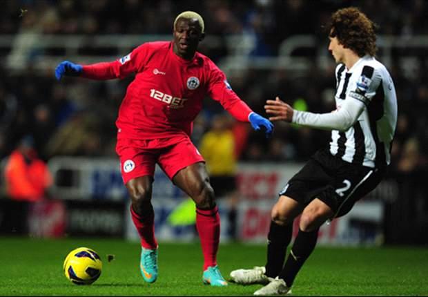 Kone relishing free-scoring Wigan role after Levante goal ban