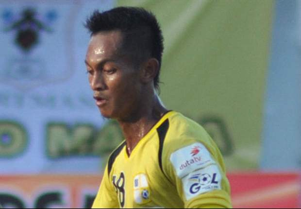Yongki Aribowo Siap Jebol Gawang Arema Indonesia