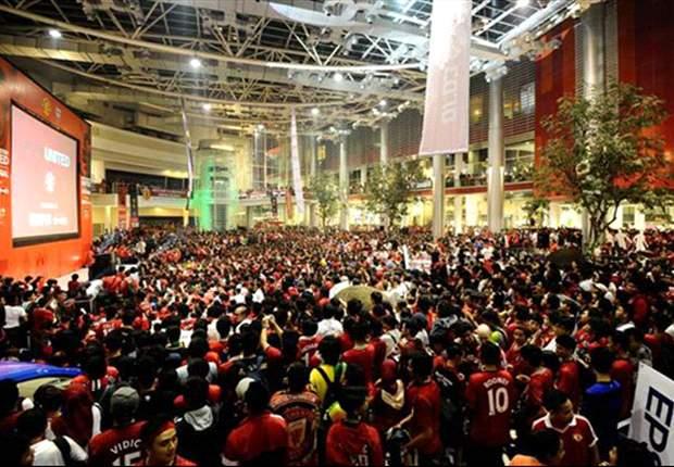 ESPN STAR Sports Gelar Nobar Derby Manchester Di Surabaya