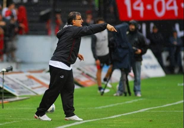 """Gerardo Martino: """"Un premio justo para los jugadores"""""""