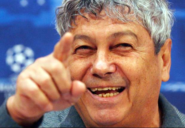 Lucescu backing Bayern-Dortmund Champions League final