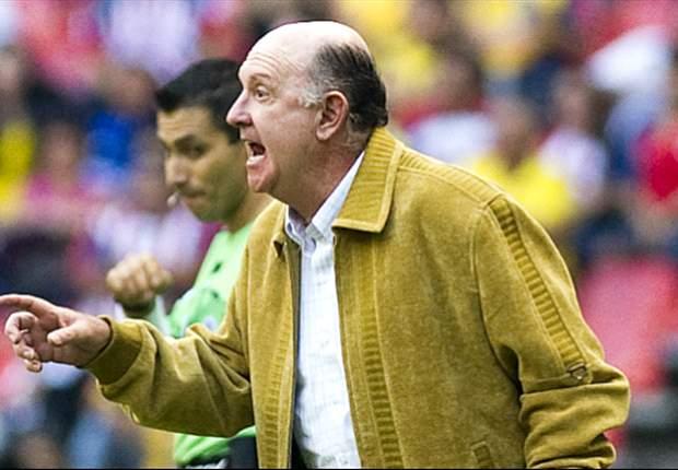 Manuel Lapuente se quejó de Marco Rodríguez