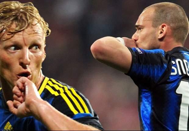 Dirk Kuyt Pernah Bahas Fenerbahce Dengan Wesley Sneijder