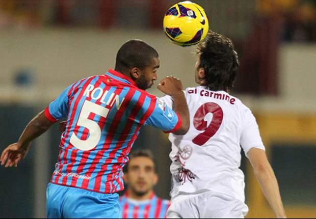 Catania Kerja Keras Tundukkan Sembilan Pemain Cittadella