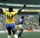 Who is Brazil's greatest No.10 after Pele?
