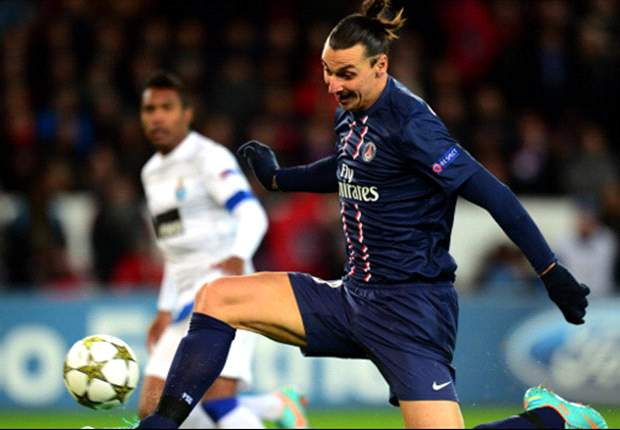 Paris Saint-Germain 2-1 Porto: Hapless Helton gifts Parisiens top spot in Group A
