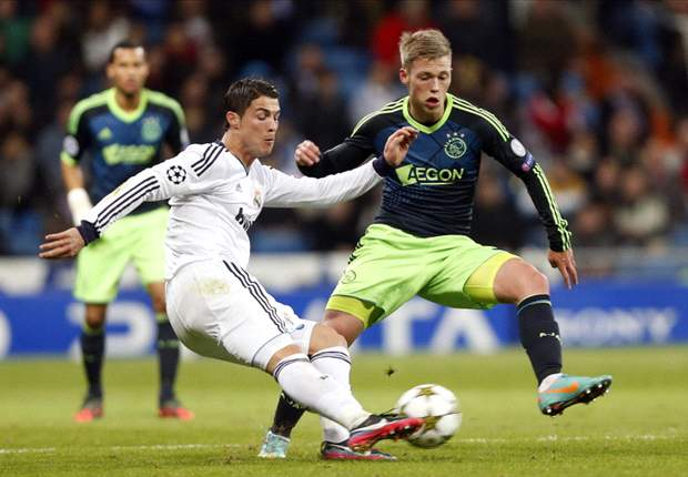 Laporan Pertandingan: Real Madrid 4-1 Ajax