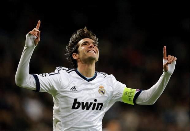 Kaka laughs off LA Galaxy rumours