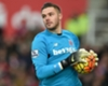 Butland not ready to replace Hart