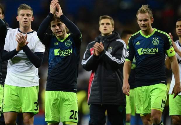 Ajax via verhitte Galgenwaard naar winterstop