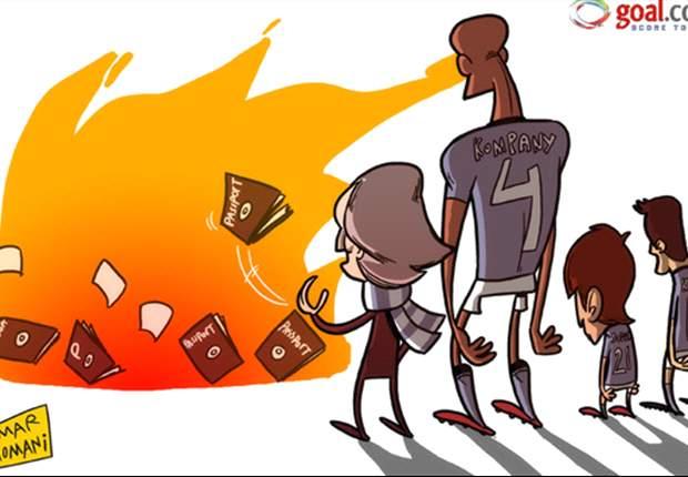 Las esperanzas europeas del Manchester City se esfuman de nuevo