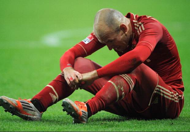 Robben: I'm not a difficult player