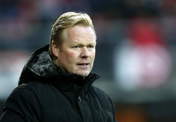 Koeman backs Netherlands for World Cup tilt