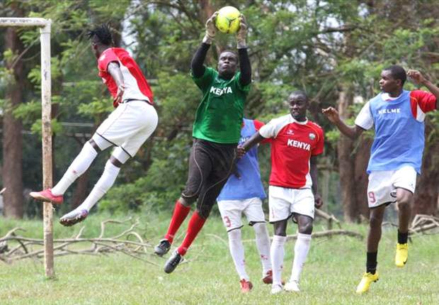 Stars goalkeeper Duncan Ochieng' attributes top form to trainer Rizik Siwa