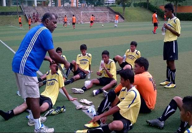 Woodlands Wellington youth coach passes away