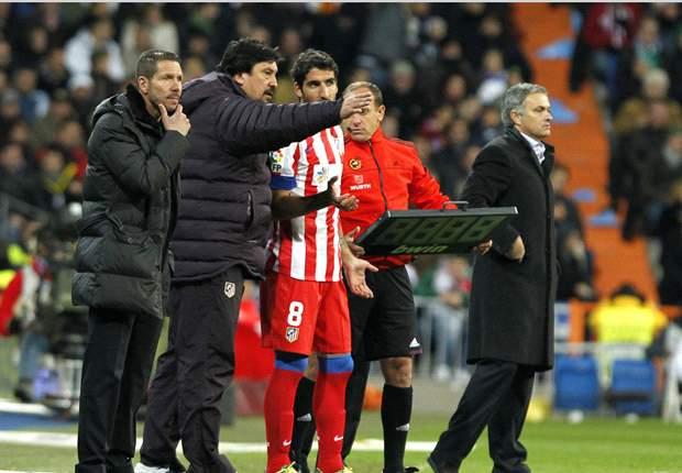 Burgos y Mourinho, otra vez frente a frente
