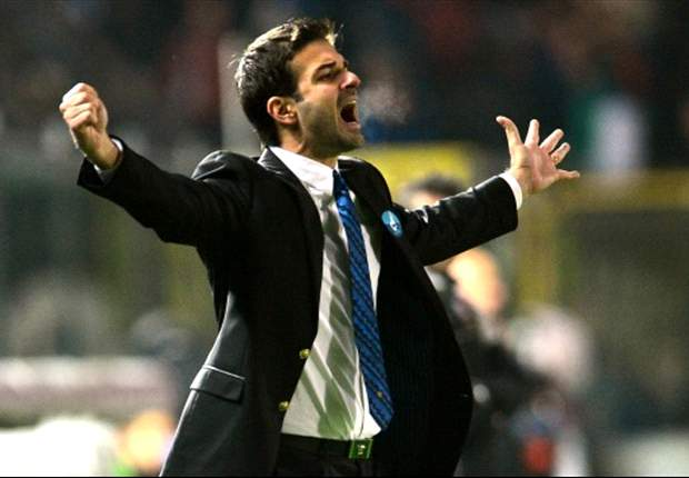 Stramaccioni defends Cassano reaction