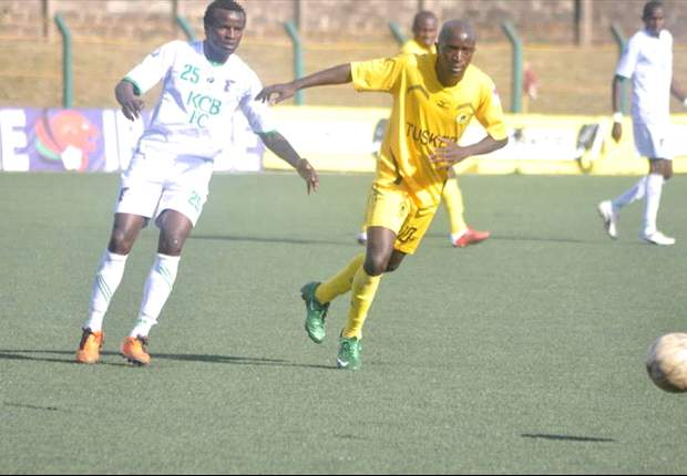 Division One side Rangers snap up former Tusker forward Dennis Mukhaisi