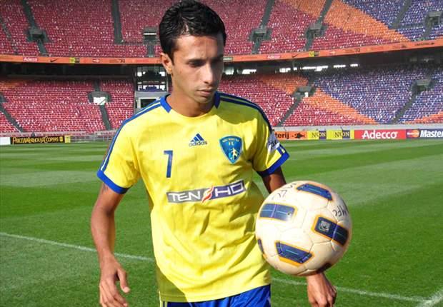 I'm enjoying life with Mumbai FC - Nicholas Rodrigues