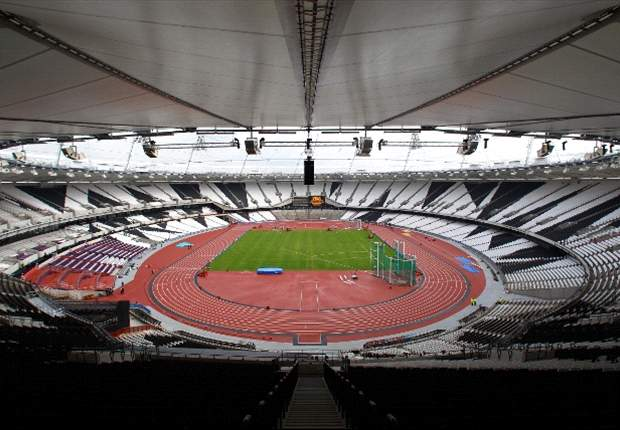 Word on the Tweet: Happy Hammers move into Olympic Stadium