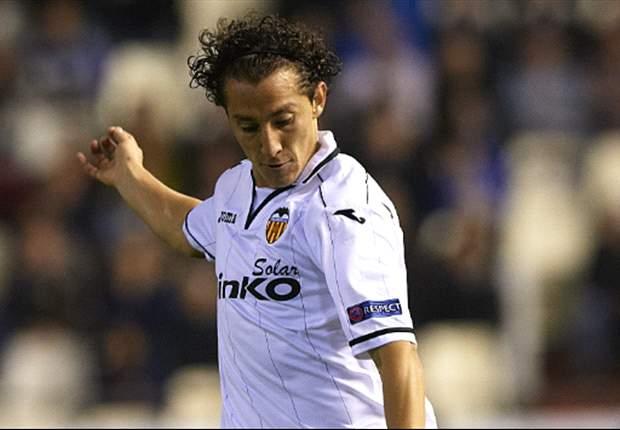 Guardado upbeat despite Copa del Rey exit