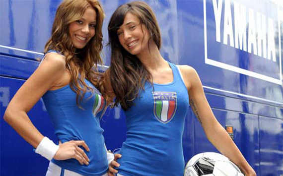 WAGs Terbaik 2012: Serie A Italia