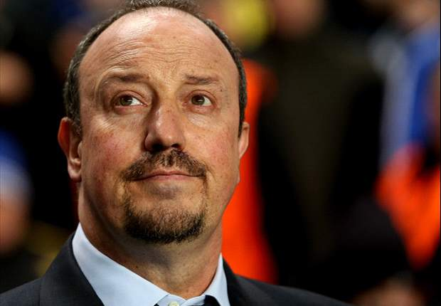 Chelsea boss Benitez reveals peace talks with Terry & Lampard