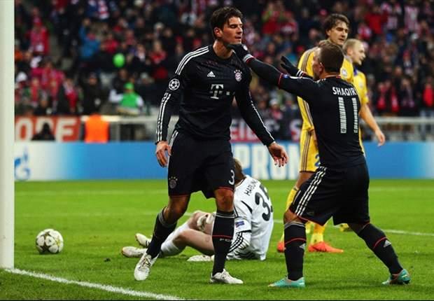 Im Angriff für jeden Fall gerüstet: die neue Stärke des FC Bayern