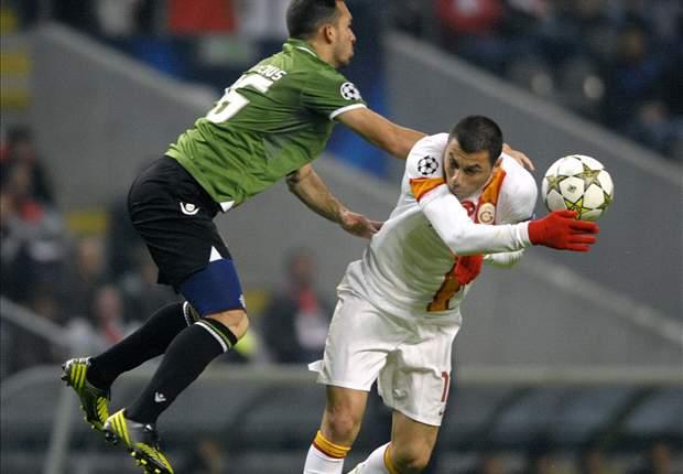 Winnend Galatasaray overwintert Europees