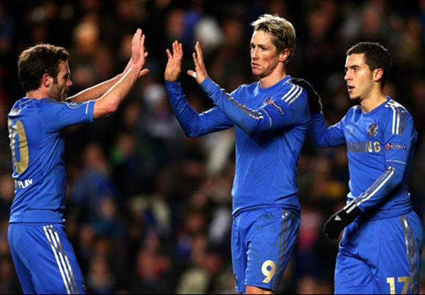 Mata: Torres is not the same as warrior Drogba was for Chelsea