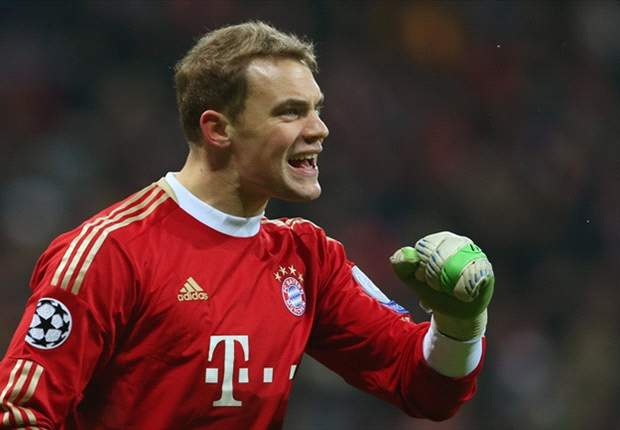 Facing Schalke in Champions League would be 'really cool', says Neuer
