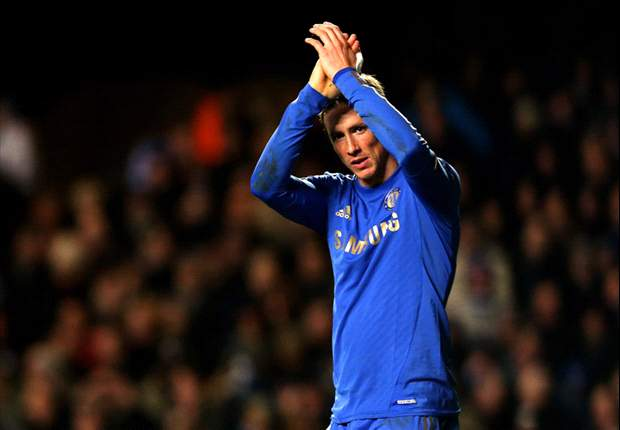 Torres: Give me and my Chelsea team-mates more time to improve