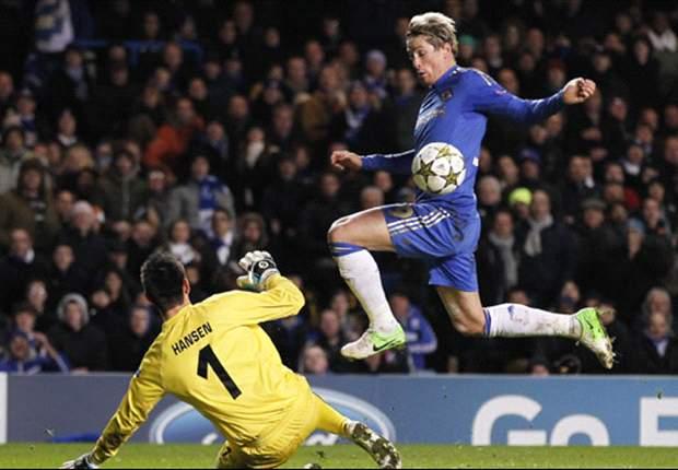 Fernando Torres, apuesta clara en partido de goles entre Chelsea y Aston Villa