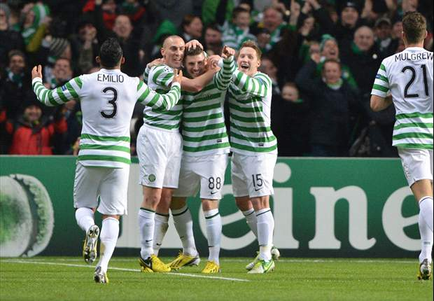 Scott Brown: Celtic can beat anyone at Parkhead
