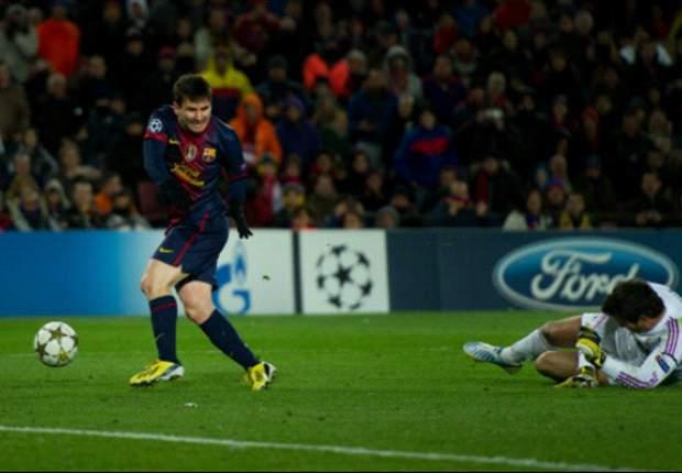 """Messi: """"En el momento que sentí el golpe, pensé lo peor"""""""