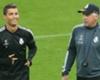 Ancelotti ziet Ronaldo niet vertrekken