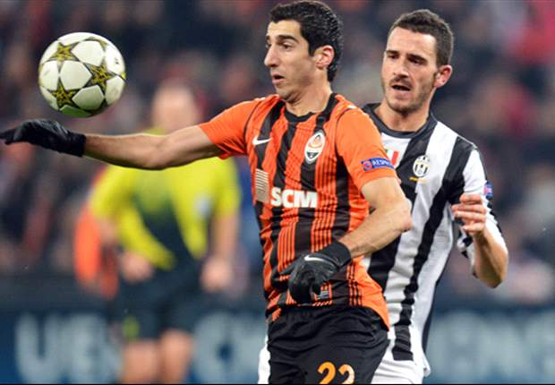 'Liverpool trekt spelmaker Mkhitaryan aan'