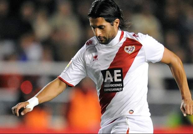 Valencia 0 - 1 Rayo Vallecano: Un gol del Chori Domínguez baja a Valverde de la nube