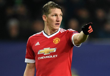 Van Gaal sends Schweini on holiday