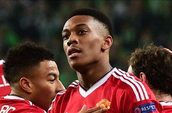Martial reveals Ronaldo & Ronaldinho as his inspirations