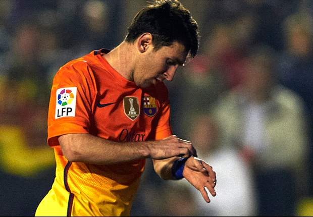 Messi está escalado para enfrentar o Betis