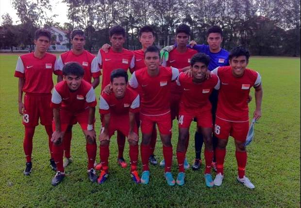 Singapore Youth Selection squad for NexLions Cup finalised