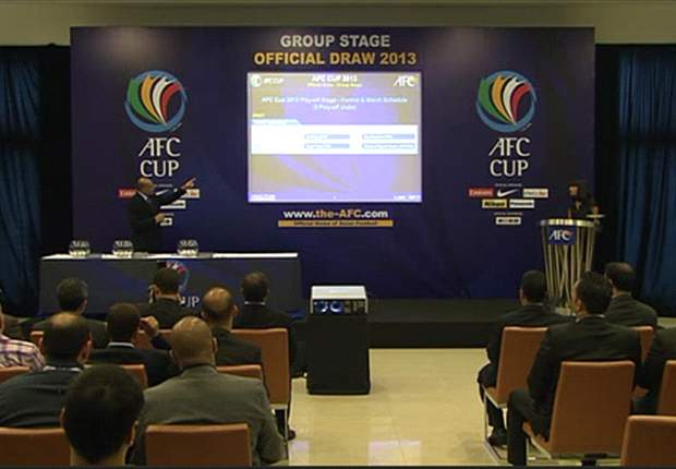 Piala AFC: Persibo Bojonegoro & Semen Padang Di Grup E Dan F