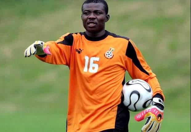 George Owu: I'm ready for Brazil 2014