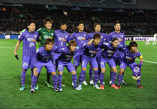 The top-30 EAFF clubs: Sanfrecce Hiroshima