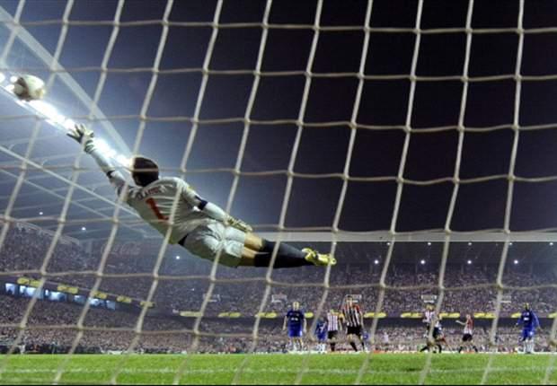 Iraizoz, el 'para-penaltis' del Athletic Club de Bilbao