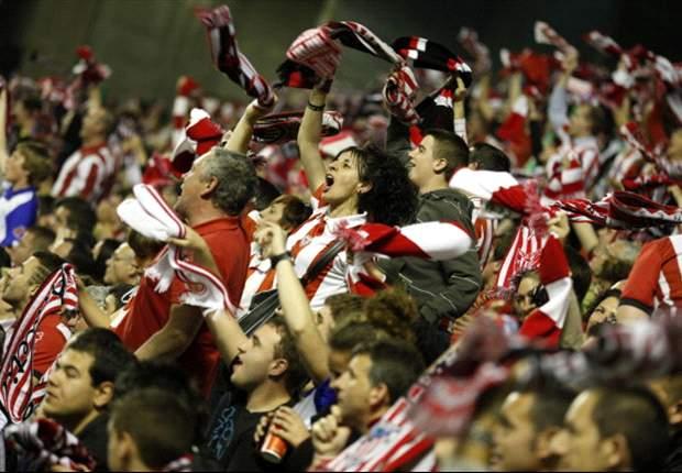 Athletic-Rayo: Aduriz y Leo, duelo de goleadores en San Mamés