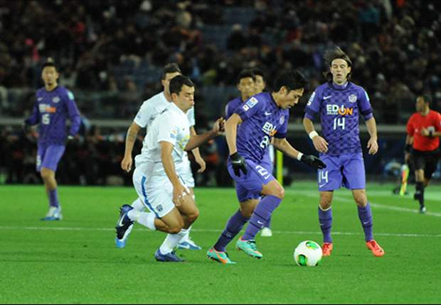 Sanfrecce Hiroshima 1-0 Auckland City: Aoyama goal enough to knock out Kiwis
