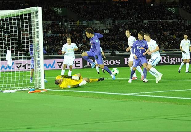 Sanfrecce 1 x 0 Auckland City: campeão japonês avança e pega o Al-Ahly nas quartas